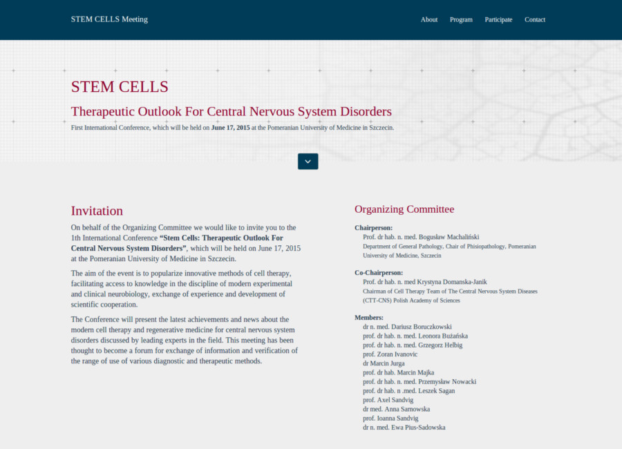 Stemcells Conference